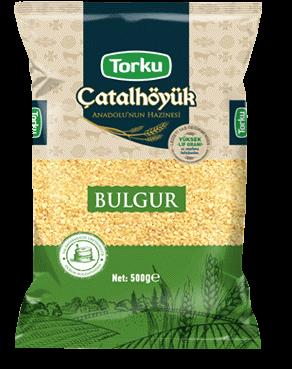 BULGUR пшеничный
